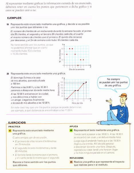 Graphs 1º eso 2